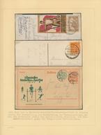 Thematik: Sport-Turnen / Sport-gymnastics: 1921/1938, Die Geschichte Des Deutschen Sports Im Allgeme - Gymnastik
