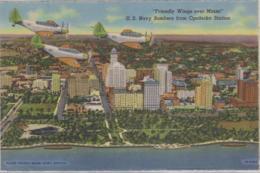 Friendly Wings Over Miami  U.S. Navy Bombers From Opalocka Station - 1919-1938: Interbellum