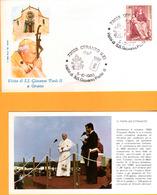 VIAGGIO DI PAPA GIOVANNI PAOLO II° AD OTRANTO 5-10-1980 - Religioni