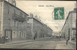 Lunéville  Rue Chanzy    CPA 1907 - Luneville