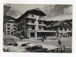 Madonna Di Campiglio (Trento) - Hotel Campiglio - Mezzi Dell'Epoca - Viaggiata Nel 1955 ? - (FDC16514) - Trento