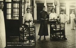 China, Beautiful Sing-Song Girls, Prostitutes Concubines Courtesans (1910s) IV - China
