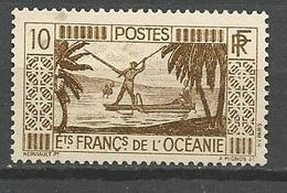 OCEANIE  N° 89 NEUF**  SANS  CHARNIERE / MNH - Océanie (Établissement De L') (1892-1958)