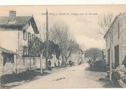 83 // NANS  Entrée Du Village, Route De Marseille - Nans-les-Pins