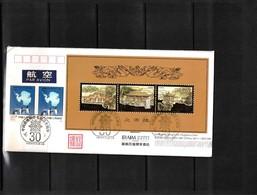 China 2014 Antarctica Interesting Letter - Forschungsstationen