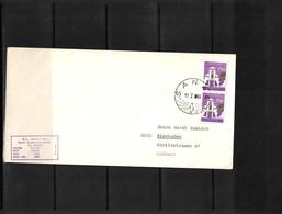 South Africa 1966 SANAE Interesting Letter - Polarmarken