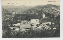 SAINT LAURENT LE MINIER - Ateliers De La Meuse - Other Municipalities