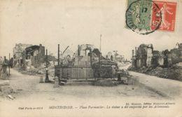 80-MONTDIDIER-N°C-3009-D/0203 - Montdidier