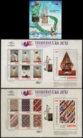Ref #2403 Indonesia 2013 National Stamp Exhibition PANFILA BANDUNG 2013 - Indonesia