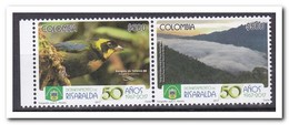 Colombia 2017, Postfris MNH, Birds - Colombia
