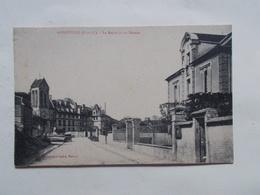 Carte Postale  - AMBLEVILLE (95) - La Mairie Et Le Château (3094) - France