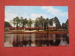 Samyra Lake Motor Court    Raleigh  North Carolina  Ref 3537 - Raleigh