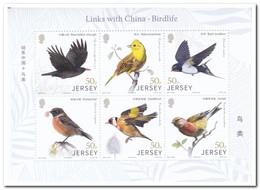 Jersey 2018, Postfris MNH, Birds - Jersey
