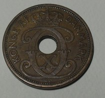 1938 - Danemark - Denmark - 5 ORE, N; GJ, CHRISTIAN X, KM 828.2 - Danimarca