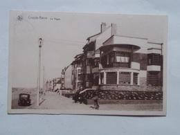 Carte Postale  - BELGIQUE - Coxyde Bains - La Digue (3098) - Koksijde