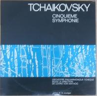 TCHAIKOVSKY - Cinquième Symphonie - 33T - Klassik