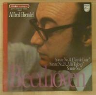 BEETHOVEN - Sonate 14 Clair De Lun - Sonate 25 Alla Tedesca - Sonate 7 - Album 33T - Alfred Brendel - Klassik