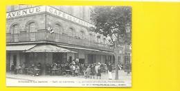 BORDEAUX BASTIDE Rare Café De L'Avenue (Thiers/Stalingrad) (Guillier) Gironde (33) - Bordeaux