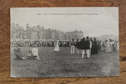 WIMEREUX (62) - CONCOURS DE DIABOLO SUR LA PLAGE - France