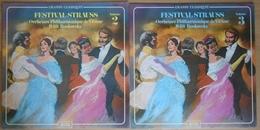 FESTIVAL STRAUSS - Vol 2 Et 3 - Albums 33T - Klassik