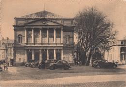 CAEN : Place Du Théâtre Années 30 - Caen