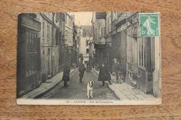 AUXERRE (89) - RUE DE FECAUDERIE - Auxerre