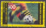 Allemagne Fédérale YT N°1665 Borussia Dortmund Oblitéré ° - Gebraucht
