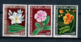 NIGER 1965 - FLORA FIORI  - MNH ** - Niger (1960-...)