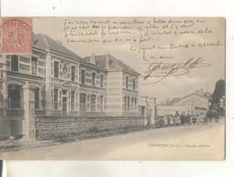 Champier, Groupe Scolaire - Autres Communes