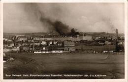 CPA AK Selb Ostmark, Porzellanfabriken GERMANY (877899) - Selb