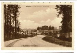 Soignies - Le Nouveau Boulevard - Circulée - L'Edition Belge  - 2 Scans - Soignies