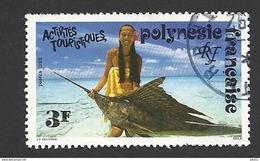 Polynesien, 1992, Michel-Nr. 401, Gestempelt - Französisch-Polynesien