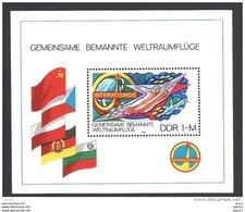 DDR, 1980, Block 58 Michel-Nr. 2502, **postfrisch - [6] République Démocratique