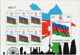 Ref #2398 Indonesia 2019 Prisma 100 Years Republic Of Azerbaijan - Indonesia