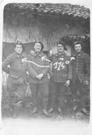 Armée Française Chasseurs Alpins  114 BCA (5)   Portraits - Krieg, Militär