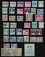 Duitsland Berlin Kleine Verzameling */G, Zeer Mooi Lot 4162 - Timbres
