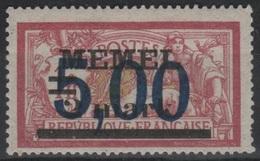 MEM 60 - MEMEL Merson N° 44 Neufs** - Memel (1920-1924)