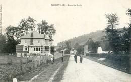 76 - Incheville - Route De Paris - Frankrijk