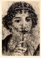 Pompejanisches Mädchenportrait - Ewiges Antlitz - Antike 1954 Traunstein - Museen