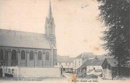 DVD  Kerk - Eglise - Jezus-Eik - Notre-Dame-au-Bois - Overijse