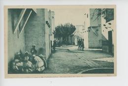 Maroc Casablanca : Quartier Réservé - Casablanca