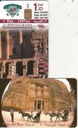 JORDAN - Petra The Rose City..4, 03/00, Sample(no CN) - Jordanie