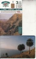 JORDAN - The Dead Sea, 05/00, Sample(no CN) - Jordanie