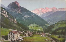 W4224 Kienthal Mit Blumlisalp / Non Viaggiata - BE Berne
