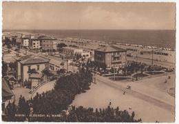 ITALIA - ITALY - ITALIE - 1949 - 6 Lire Democratica - Rimini, Alberghi Al Mare - La Riviera Di Rimini, La Più Bella D'It - Rimini