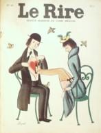 "REVUE ""LE RIRE""-1954/28-PEYNET-PICHARD-ALDEBERT-BRET KOCH-BEN-FOY-BELLUS-BIB - Books, Magazines, Comics"
