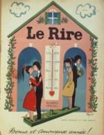 "REVUE ""LE RIRE""-1957-64-PEYNET-ALDEBERT-PICHARD-DUBOUT-CHAG-CAILLE-CHARUY - Books, Magazines, Comics"