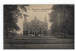 Kapellen 8411.Hoogboom-par-Cappellen Kasteel Oude Gracht F.Hoelen,phot. Cappellen 1926 - Kapellen