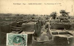 HAUT SÉNÉGAL ET NIGER - Affranchissement Type Faidherbe Sur Carte Postale De Bobo Dioulasso En 1913 - L 38391 - Lettres & Documents