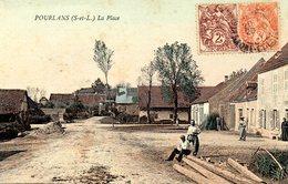 Pourlans La Place - France